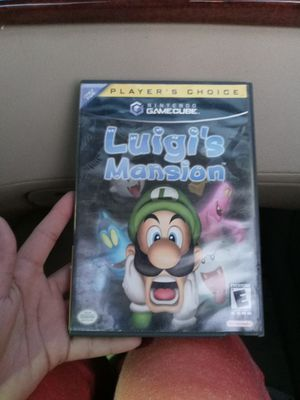 Nintendo GAMECUBE Luigi's mansion for Sale in San Antonio, TX