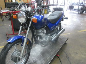 PARTED OUT - 1992 91-97 Honda CB250 Nighthawk - Motorcycle parts - 100139 for Sale in Anaheim,  CA