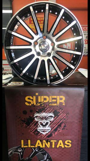 SUPER LLANTAS 17X9 for Sale in Phoenix, AZ