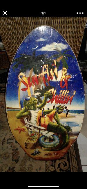 15in skimboard 90s for Sale in Miami, FL