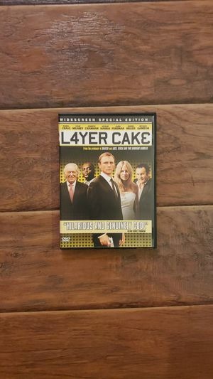 DVD - Layer Cake for Sale in San Clemente, CA