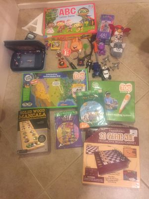 Kids toys and games for Sale in Indio, CA