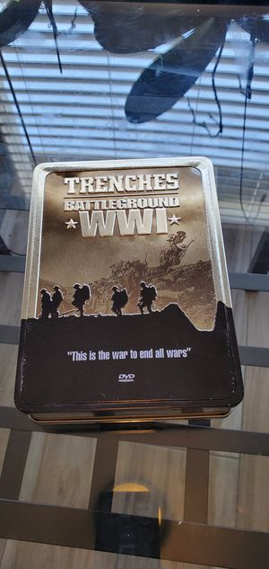 Trenches Battleground WWI for Sale in South Gate, CA