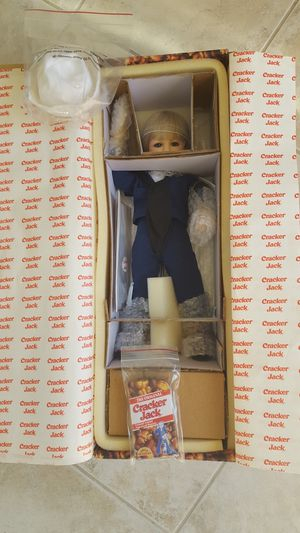 "16"" TALL CRACKER JACK DOLL for Sale in Escondido, CA"