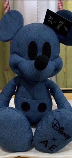 Mickey Mouse Plush Doll X AE for Sale in Queens,  NY