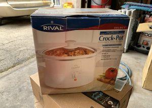 Crock pot for Sale in Rosemont, IL