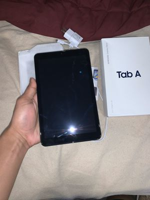 Samsung Tab A for Sale in Minot, ND