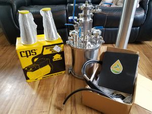 Terpp MkIV Butane Extractor Kit for Sale in Hermon, ME