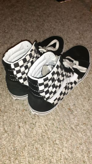Vans Checkered High Tops for Sale in Madison, WI