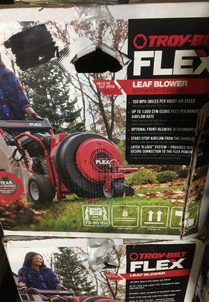 Troy belt leaf blower for Sale in Nashville, TN