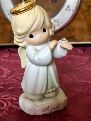 Precious Moments April Angel for Sale in Bountiful, UT