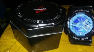 Brand new g shock watch with case . for Sale in Appleton, WI