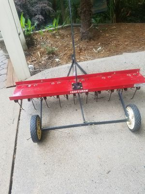 Sears lawn thacher for Sale in Cumming, GA