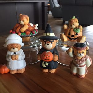 Lucy Bear Fall Collection for Sale in Terrebonne, OR