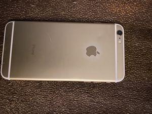 iPhone 6 Plus 64gb for Sale in Bremerton, WA