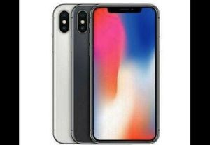 iPhone X 256GB Space gray unlocked for Sale in Salt Lake City, UT