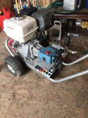 Commercial Power Washer 4000psi Honda motor for Sale in Falls Church, VA
