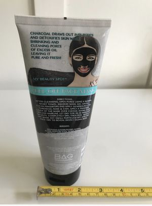 Two charcoal peel-off face mask for Sale in Covina, CA