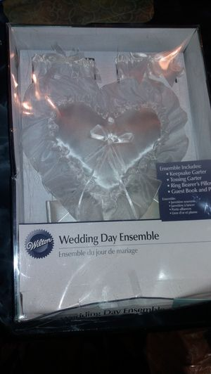 Wedding Day Prep Set for Sale in Jersey City, NJ
