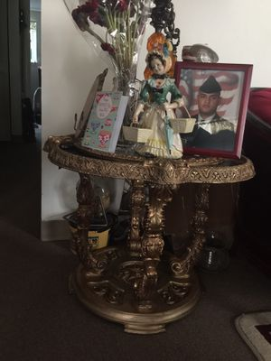 Very beautiful antique $375 set Coffee table for Sale in Pawtucket, RI