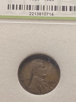 1920 L-P Abraham Lincoln Wheat Penny DDO DDR ERRORS for Sale in Plainfield,  IL