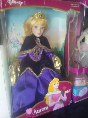 Two Disney Porcelain Keepsake Dolls for Sale in Tempe, AZ