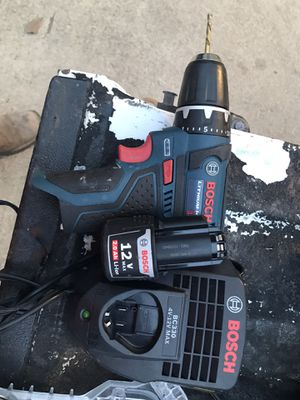 Bosh 12v drill for Sale in Austin, TX