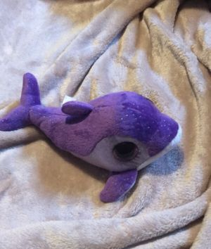 Flips dolphin beanie baby for Sale in New Baltimore, MI