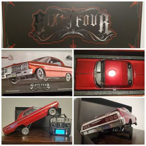 Firm On price Non-negotiable Redcat 1964 Impala Radio Control RC New for Sale in Fremont, CA