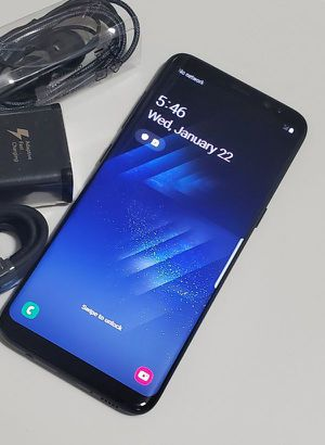 """Samsung Galaxy S8 64GB,, """"Factory Unlocked Condition Excellent"""" (Like Almost New) for Sale in Springfield, VA"""