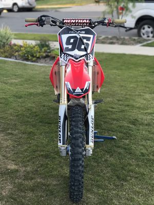 2012 CRF450r for Sale in Long Beach, CA