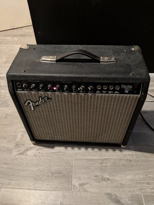 "Fender Princeton 112 Plus 2-Channel 65-Watt 1x12"" Solid State Guitar Combo. for Sale in Woodbridge, VA"