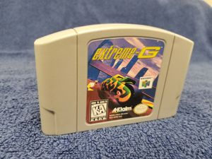 Extreme G N64 for Sale in San Diego, CA