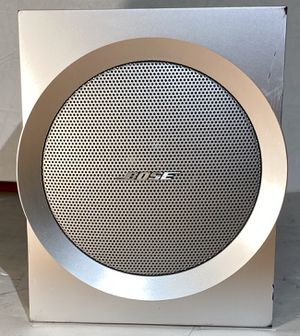BOSE COMPANION 3 multimedia speaker system Subwoofer only for Sale in Scottsdale, AZ