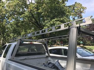 Ladder Rack System with Winches - 8 Foot Bed for Sale in Marlboro Township, NJ