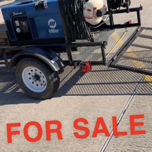 Miller bobcat 225 for Sale in Humble, TX