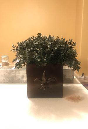 Fake shrub decor / plant for Sale in Henderson, NV
