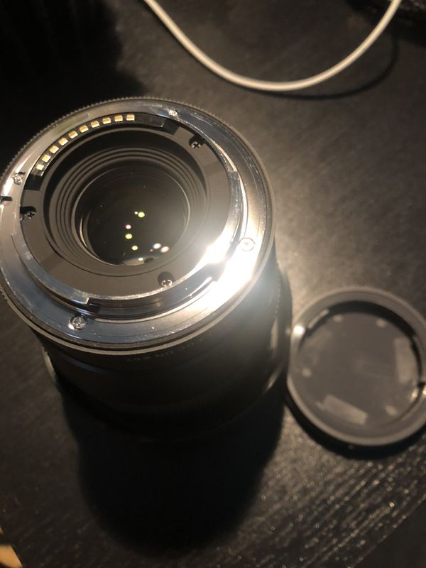 Sigma 16mm 1.4 e mount