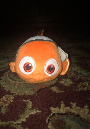 Nemo plushie for Sale in East Stroudsburg, PA