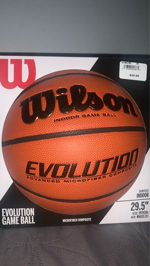 Wilson Evolution Game Ball 29.5 for Sale in Chicago, IL