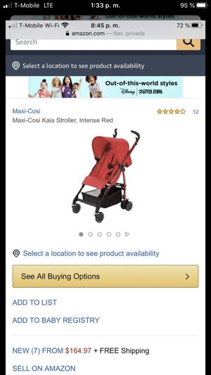 MAXI-COSÍ STROLLERS !!!NEW for Sale in Seattle, WA