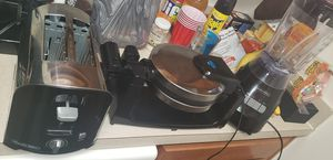 Toaster waffle iron blender for Sale in Fort Mill, SC