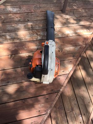 Stihl gas leaf blower. Runs great for Sale in Waterford Township, MI