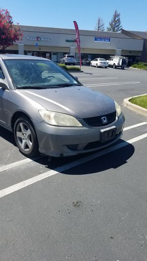 04 Honda civic ex. Clean title for Sale in Antioch, CA
