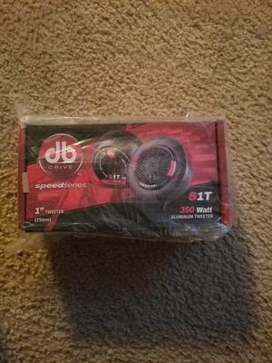 DB Drive Tweeters for Sale in Mesquite, TX