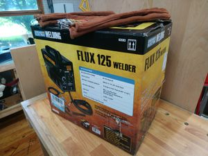 Chicago Electric Flux 125 Welder for Sale in Knoxville, TN
