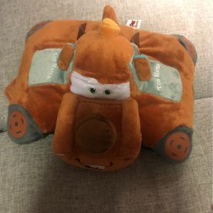 Disney Cars 2 Tow Mater Pillow Pet for Sale in Houston, TX