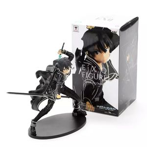 Japanese anime EXQ Figure Sword Art Online Kirito figure toy 7.9 8inches for Sale in Rosemead, CA