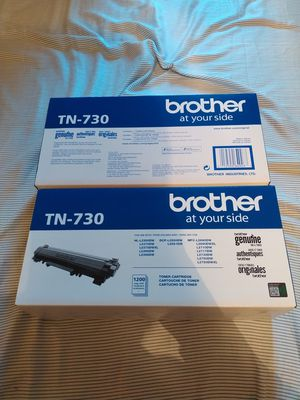 TN-730 toner for all brother printer for Sale in Dallas, TX