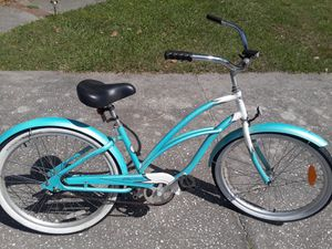 "Electra Coaster beach cruiser bike, 26"" tires, 17"" frame. for Sale in Zephyrhills, FL"
